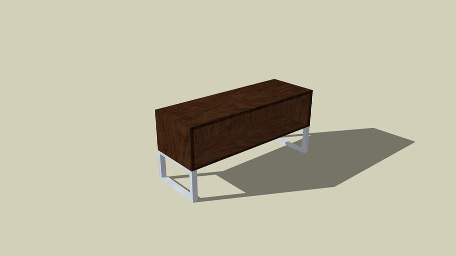 modern TV Bench