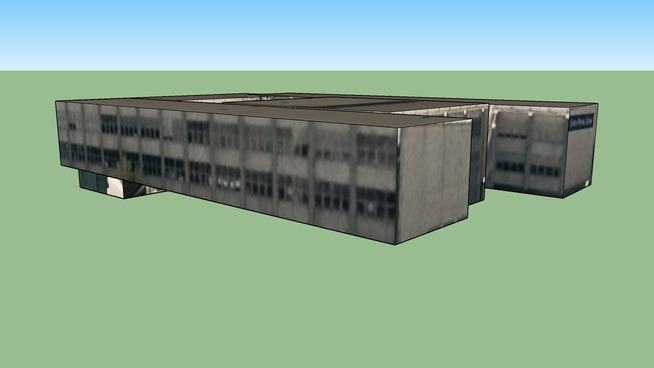 Carlton Victoria 3053, Avustralya adresindeki yapı