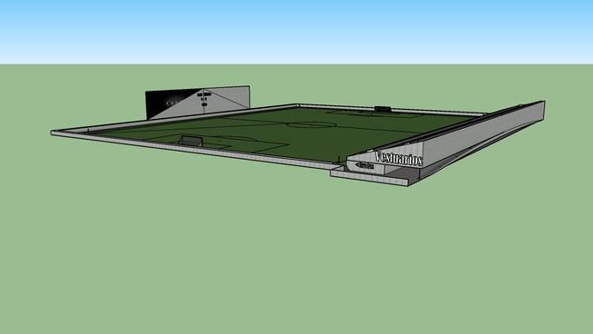 Campo de Futbol Ciudad Pequeña
