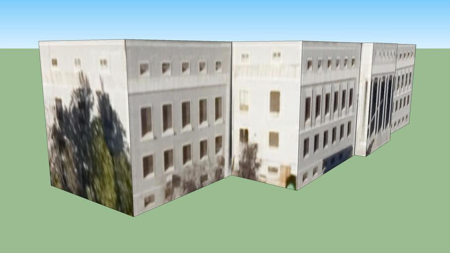 Edificio central, CSIC