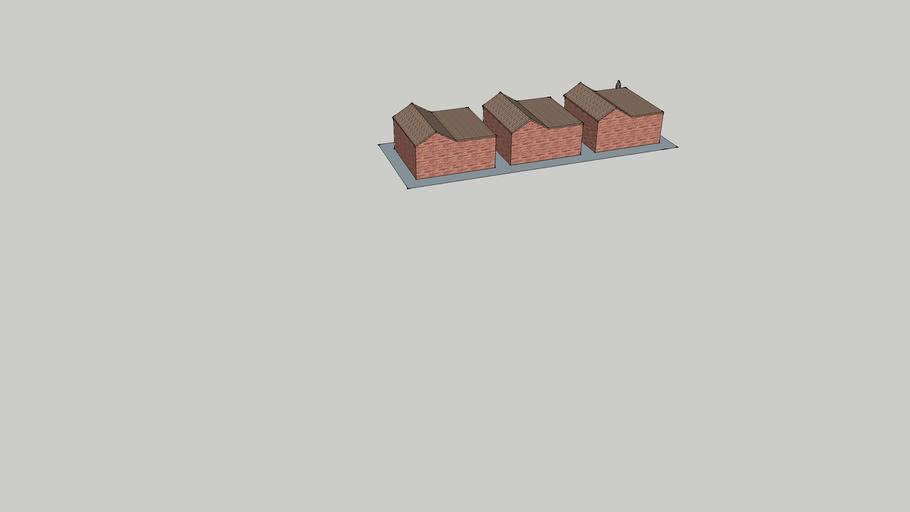 modelos de casas 3D