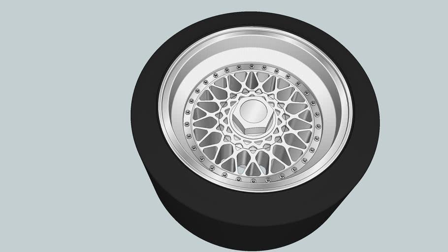 BBS RS Wheel