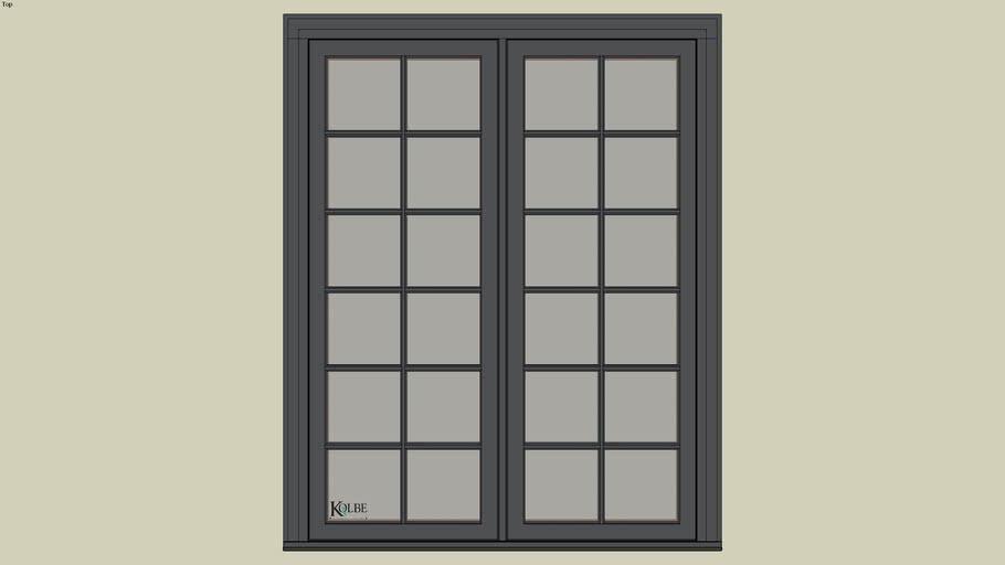 """Kolbe Ultra Casement KUL26 (F.S. 4'-8"""" x 6'-0"""" R.O. 4'-8 1/2"""" x 6'-0 1/2"""")"""