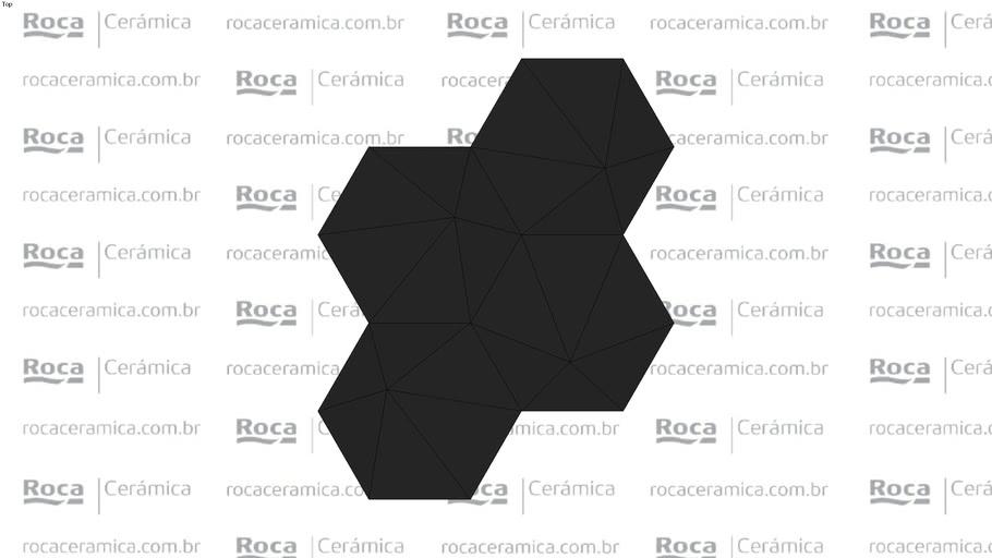 ROCA - RV QUASAR BLACK MT 15X17,5,5