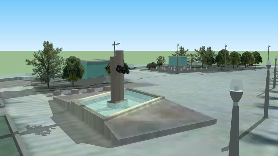 Pyrros Square | Πλατεία Βασιλέως Πύρρου
