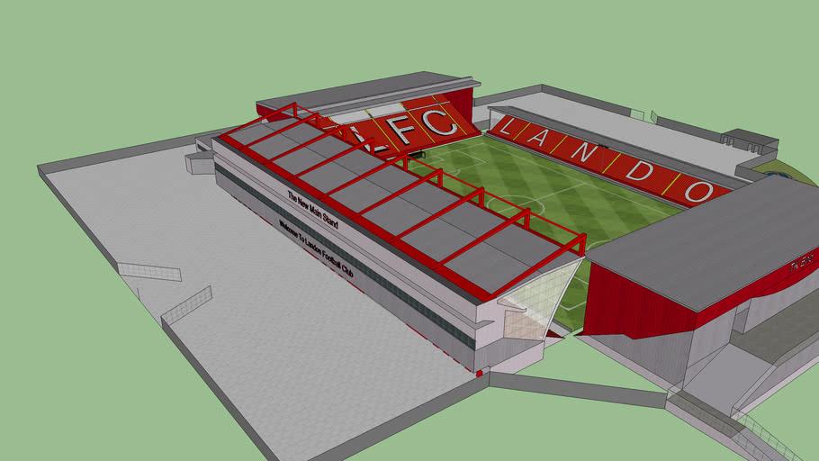 Landon FC - TK Stadium 2012