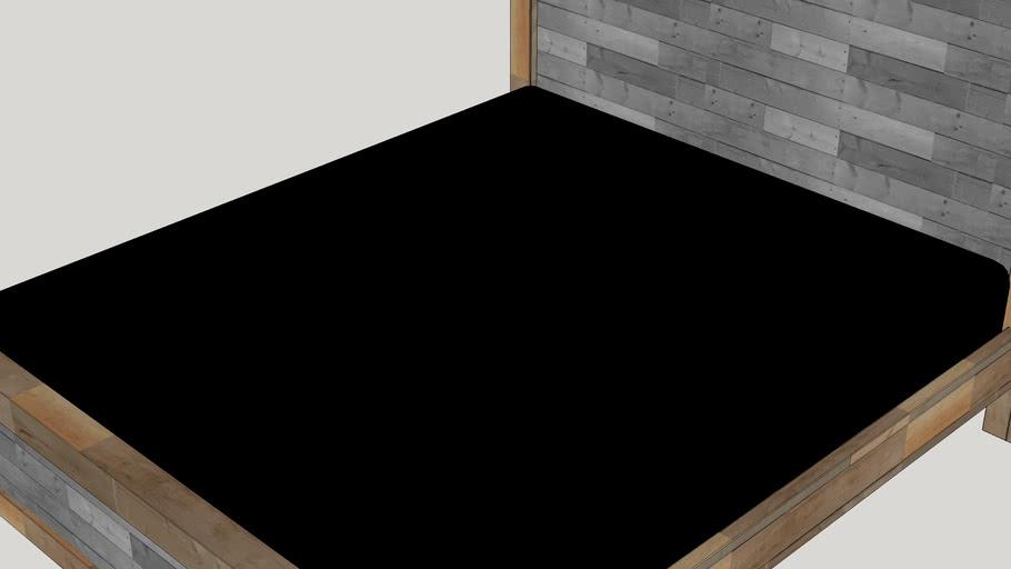 Marina Panel Bed