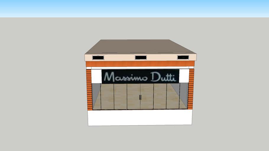 Local de Massimo Dutti de Galerías Saltillo