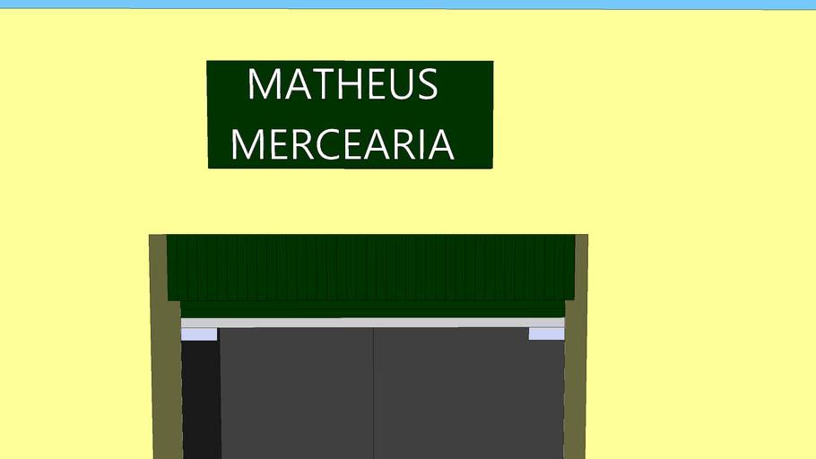 MATHEUS MERCEARIA
