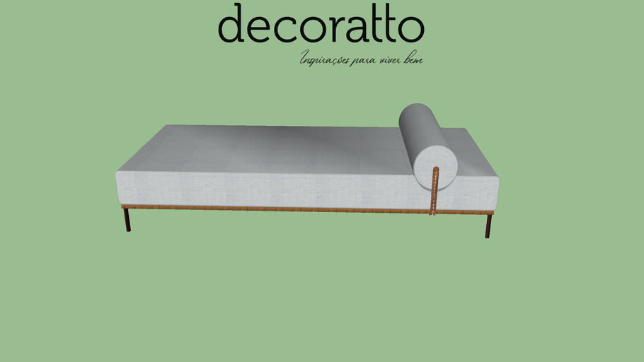BANCO DECORATTO COUCH