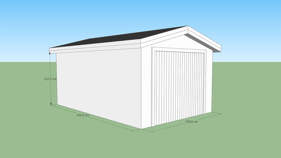Decochalet-2016 - Copet garage simple