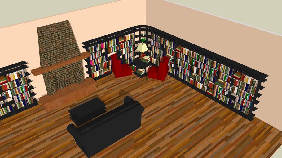 Smart Fixtures Bookstore Corner