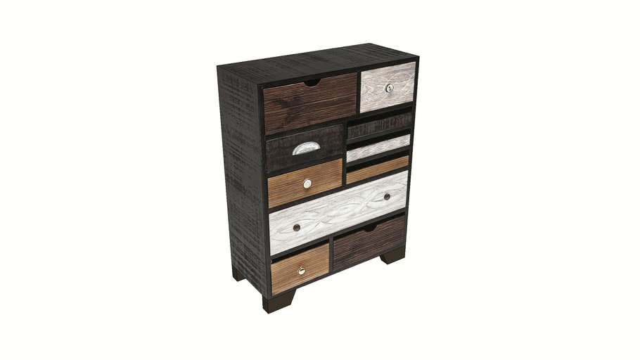 79911 Dresser Quinta 10 Drawers