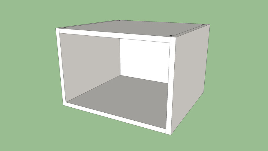 IKEA PLATSA Korpus 60x40x55