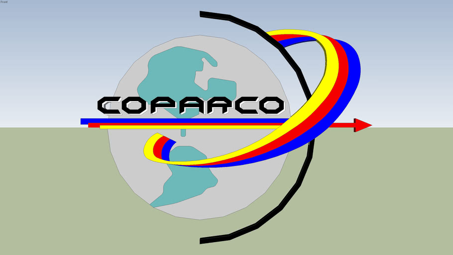 Logo de la COPARCO