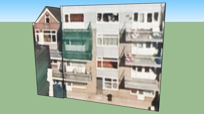Gebouw in 3072AN Rotterdam, Nederland