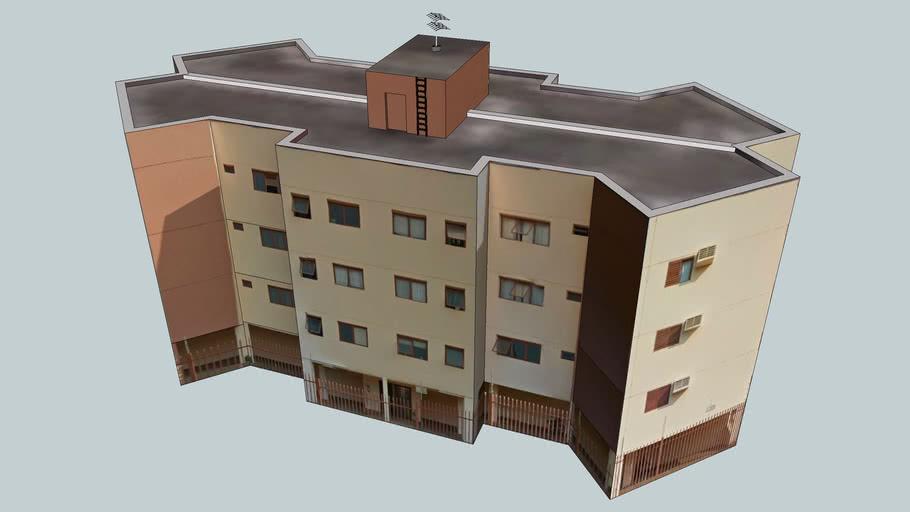 Condomínio Residencial Augusto Moreno Filho - Torre 4