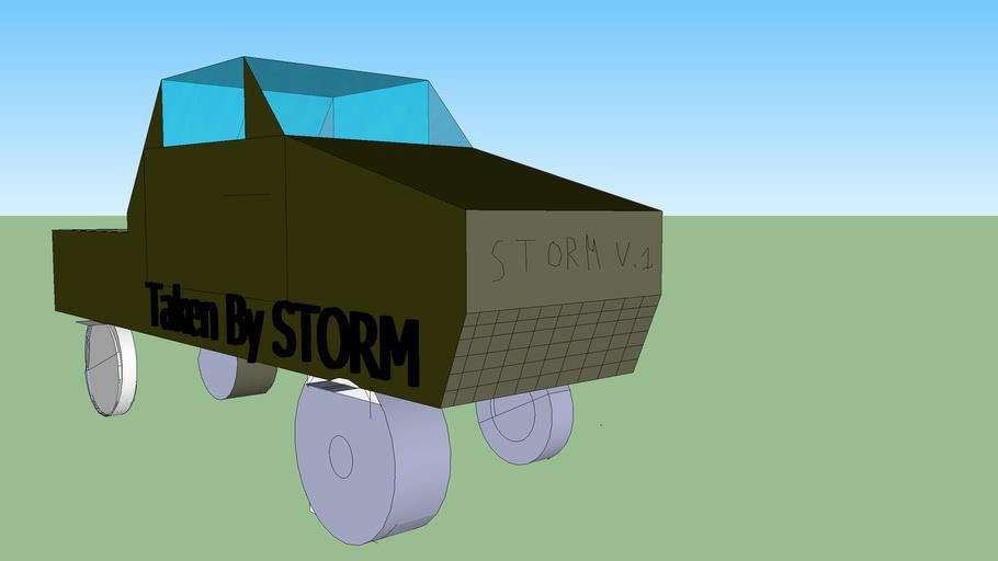 Car: Storm, Version 1.4