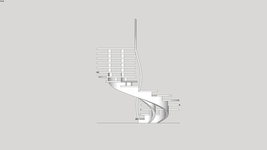escalier stair