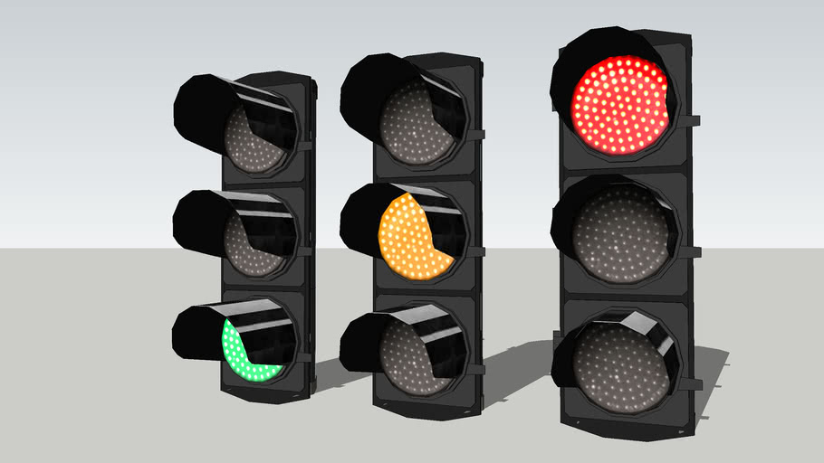 Semaforos Ibericos LED (España)