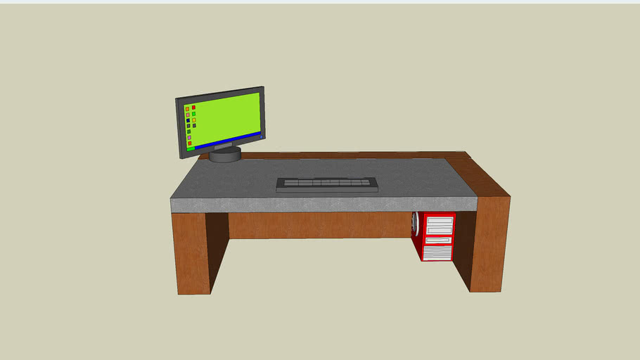 ravenmanjencan desk