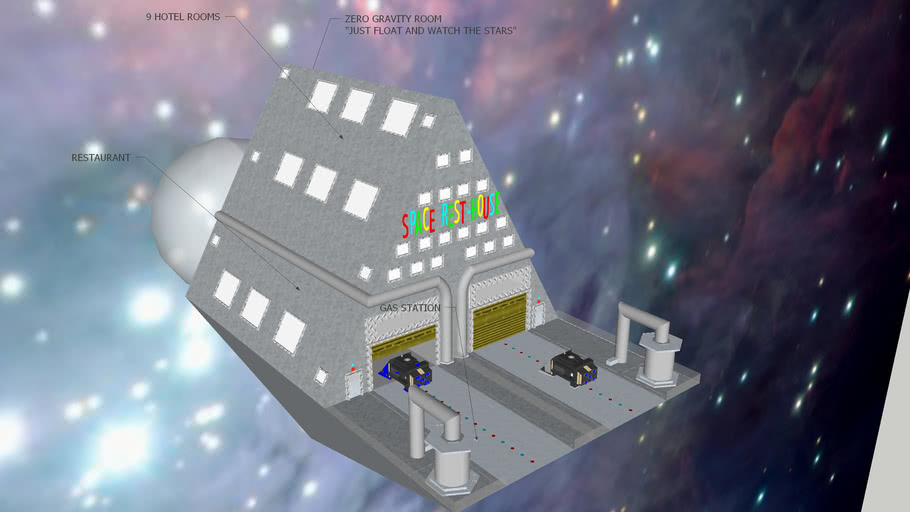 SPACE REST-HOUSE