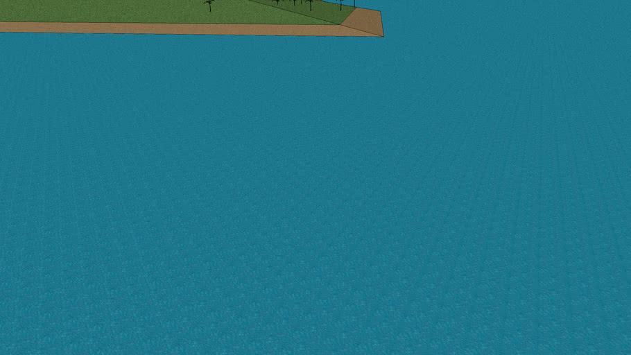 my 1st island