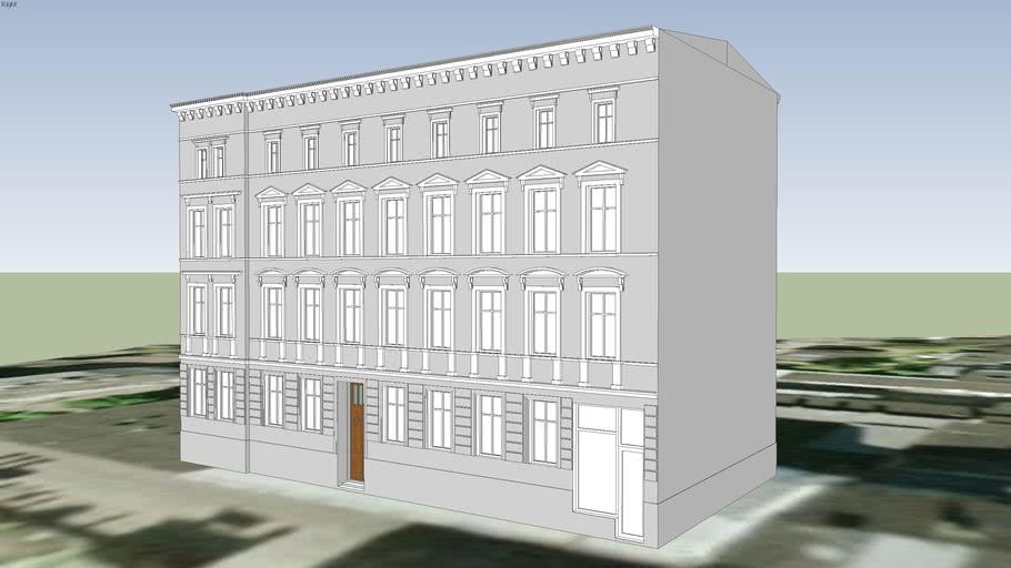 TENEMENT HOUSE ON 15 SIENKIEWICZA STREET IN BYDGOSZCZ