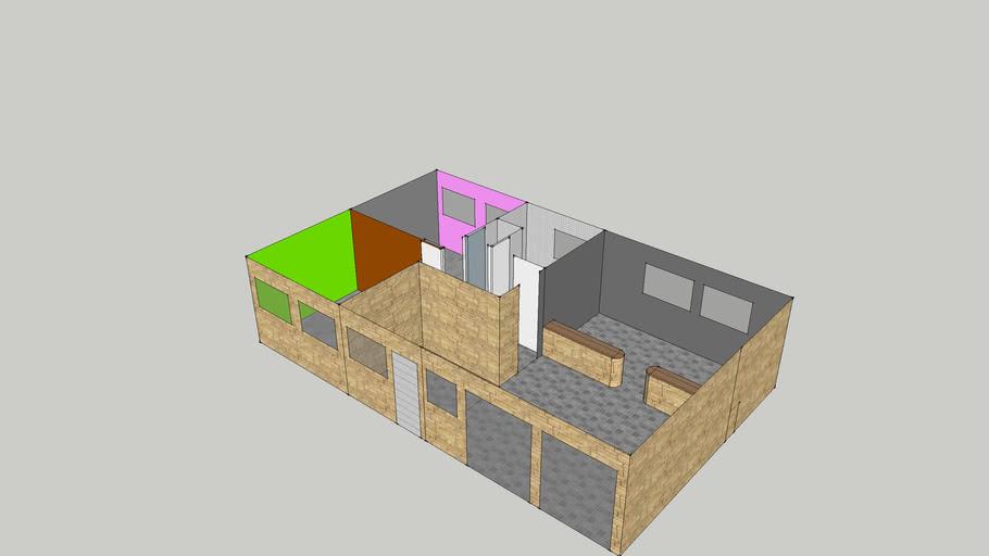 maison sans toit