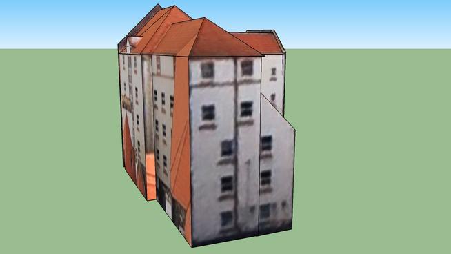 Building in Edinburgh EH6 6QR, UK