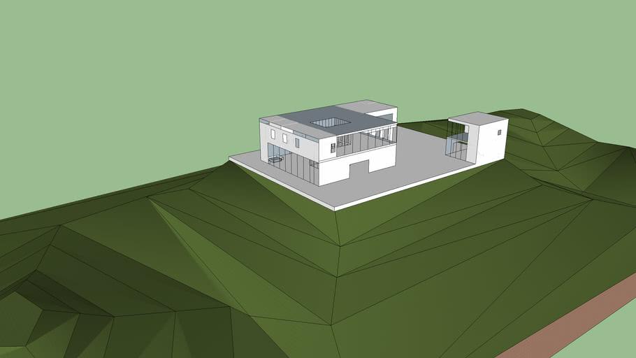 Dream home w/terrain