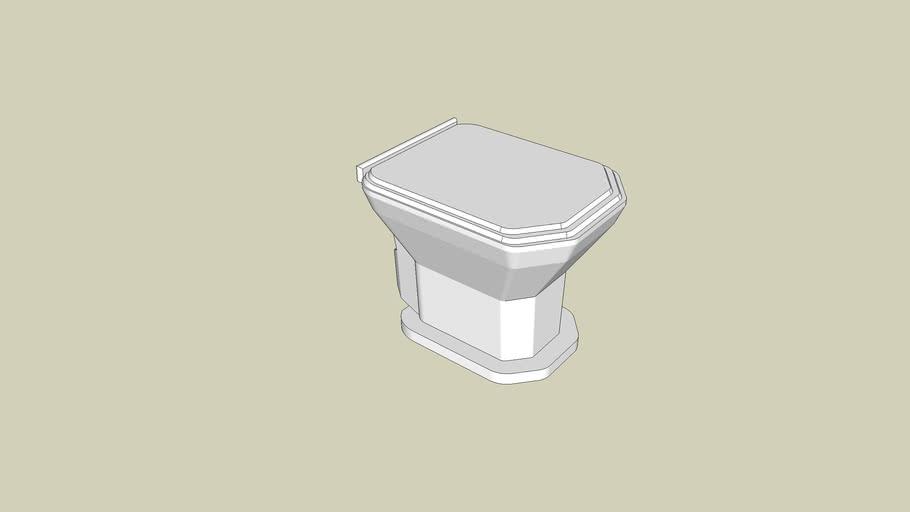 Vaso Sanitario, Toilet Bowl, phmeier