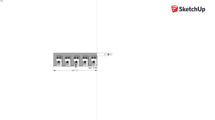 Copy of executive workstation