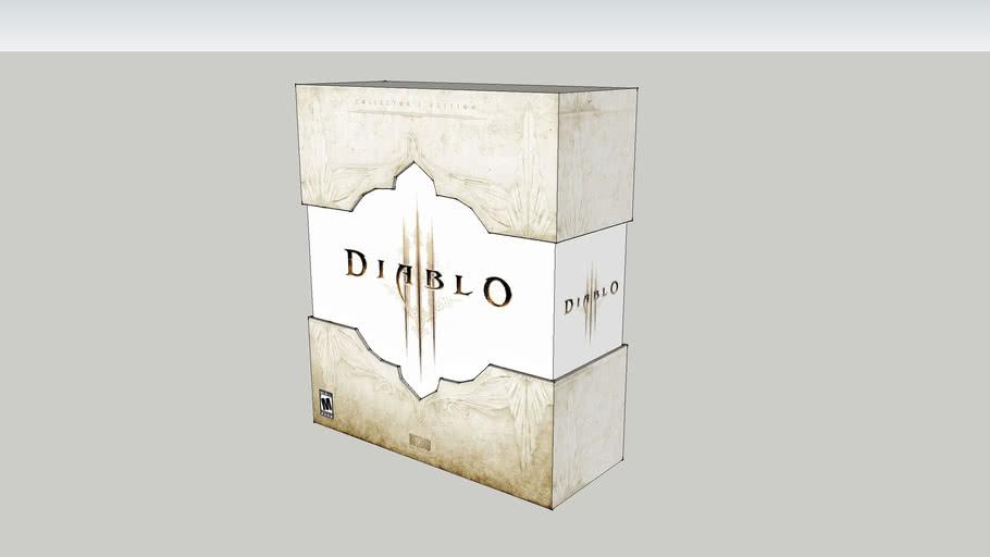 Diablo3 collector's edition