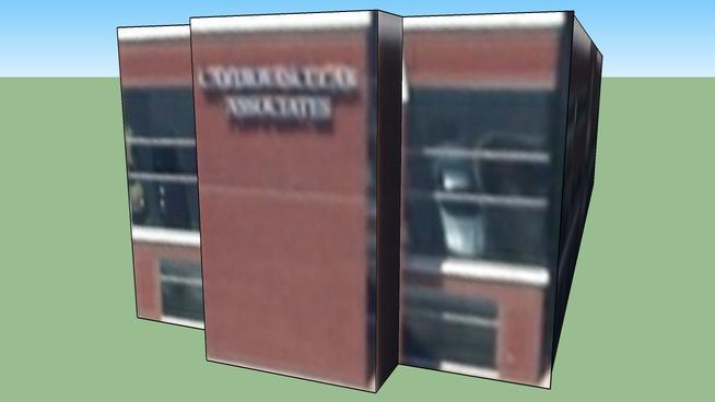 Building in Chesapeake, VA, USA