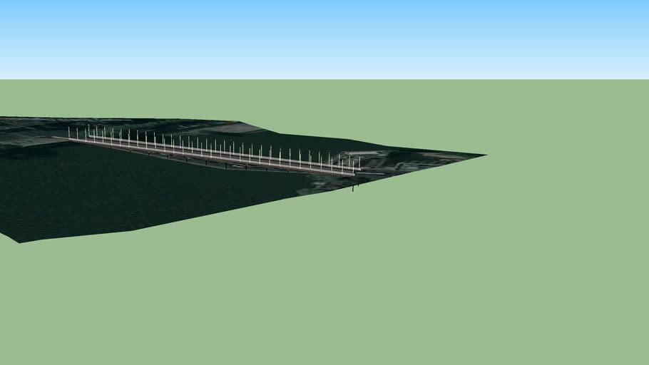 福州中洲岛南桥