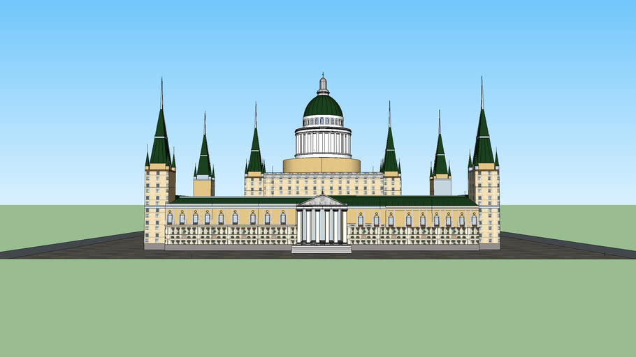 Cathedral for the Holy
