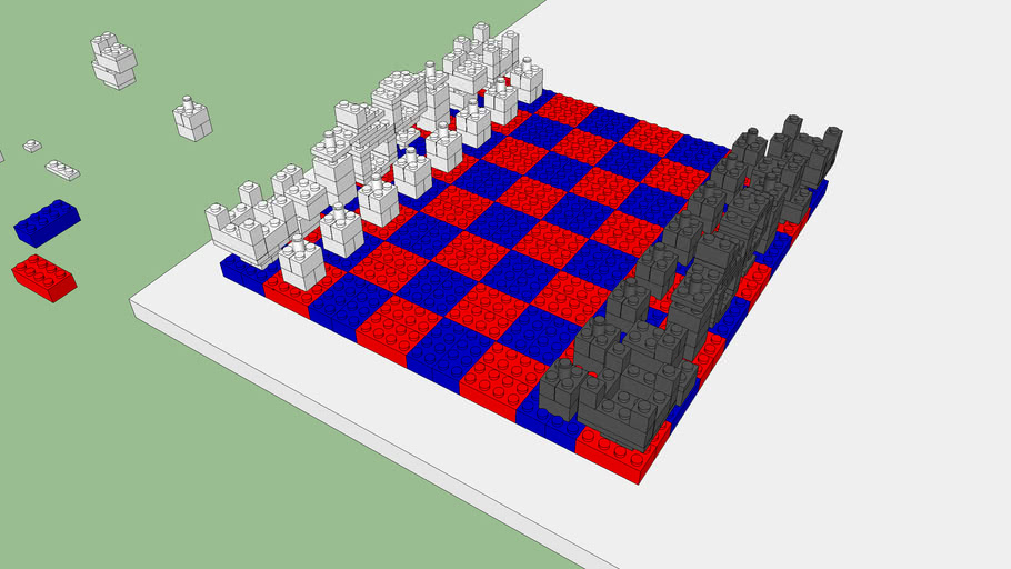 Lego šachy