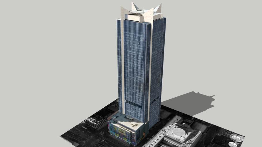 One Astor Plaza | 3D Warehouse