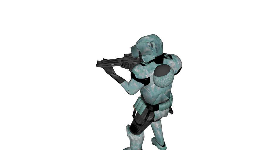 Clone ARC Trooper (custom)
