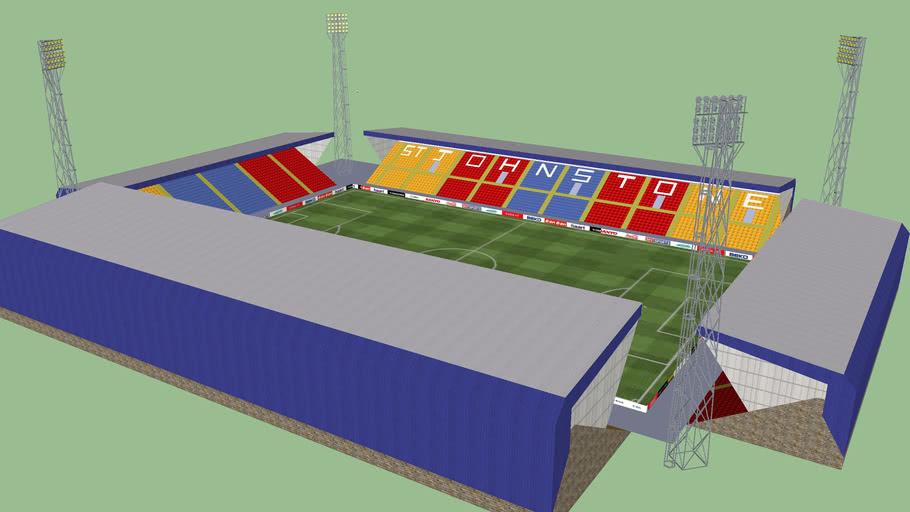 McDiarmid Park - St Johnstone F.C.