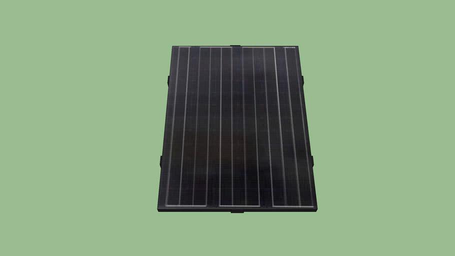 Solar Fabrik Mono 190Wp Black