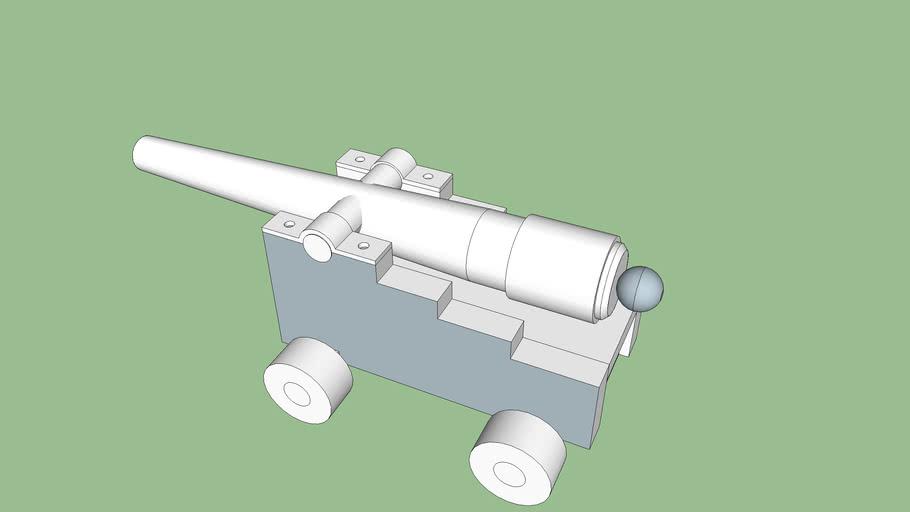 Deck cannon