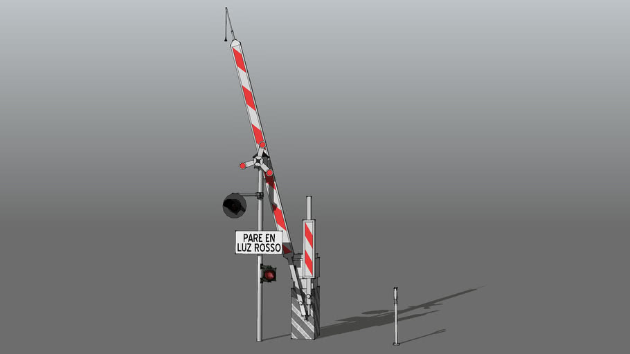 italy railway crossing [OFF]