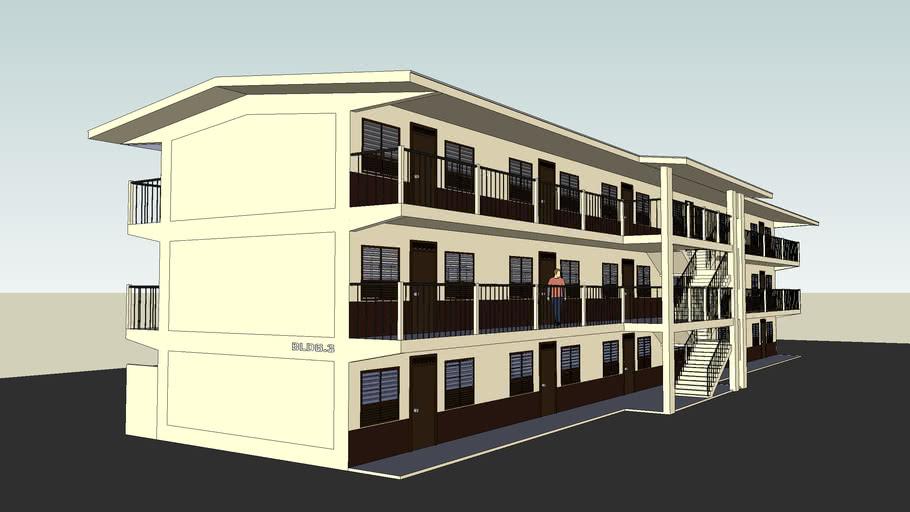 Building 3 of FSJWI