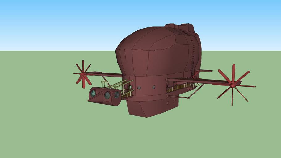 Tiger Moth (airship)