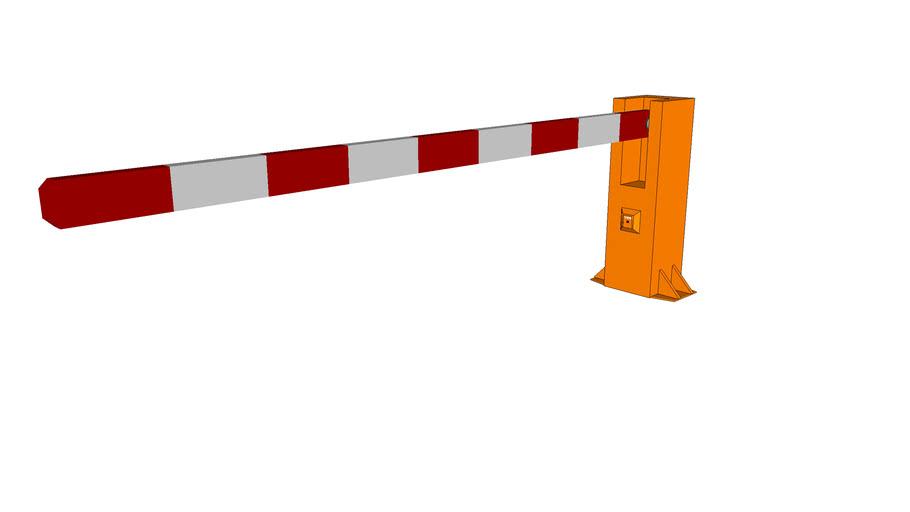 Traffigo™ Mediumneck Security Gate