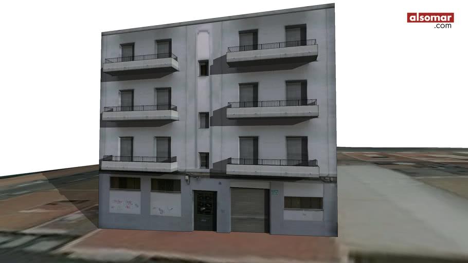 Edificio en Calle Escultor Piquer, Torrefiel