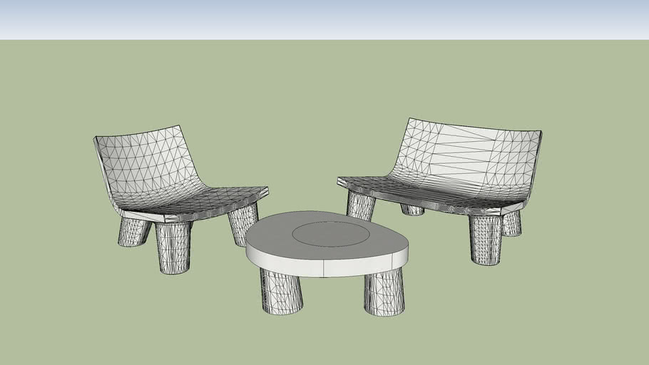 Slide low lita_Sedie Design
