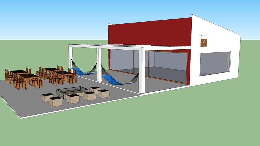 Bar - Casa de Playa